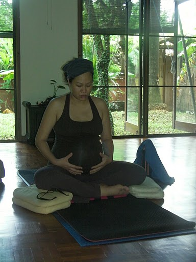 Practicing The Birthing Breath