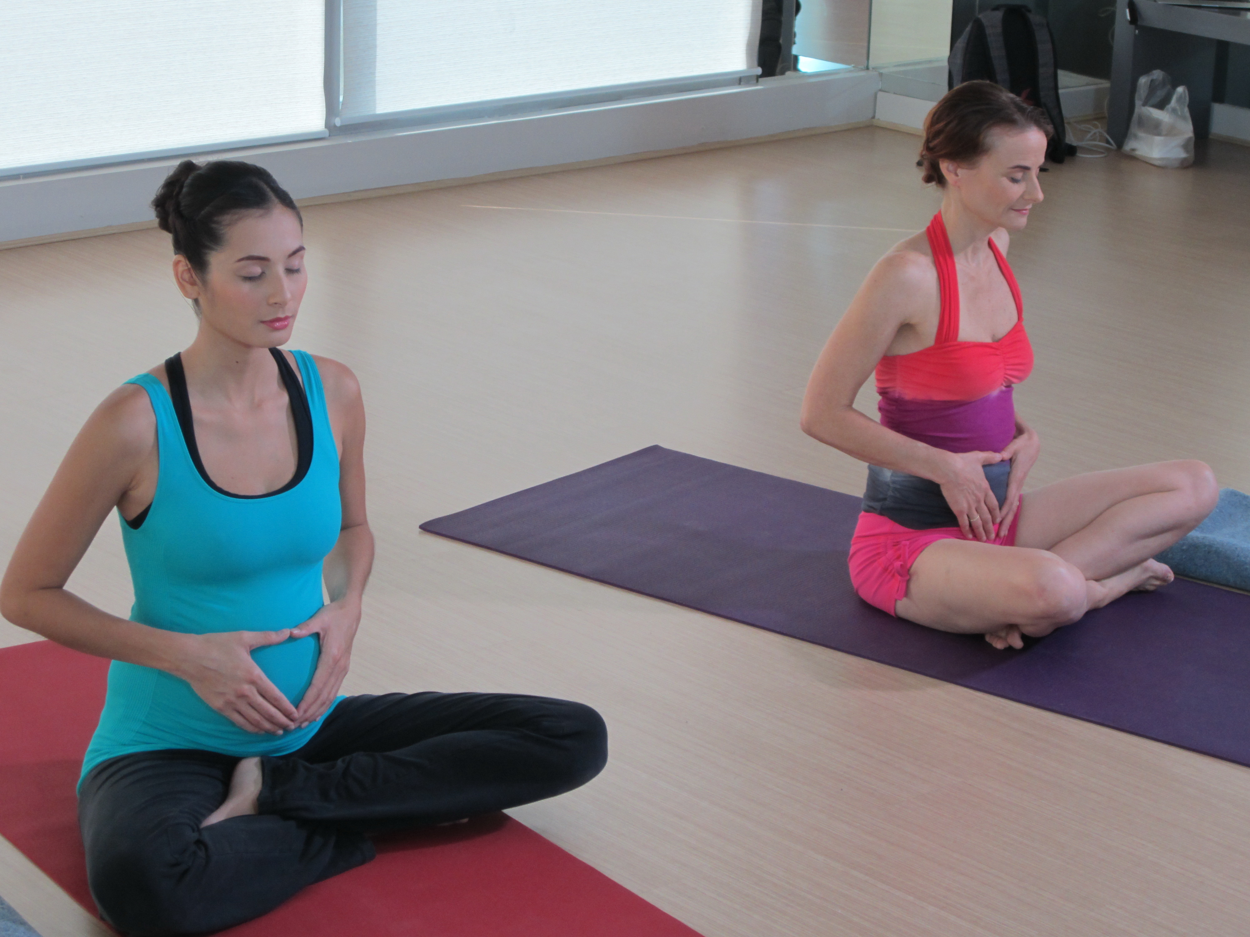 Best Pregnancy Yoga Dvd Yoga With Mel Campbell