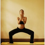 yoga poses for pregnancy from www.yogawithmelcampbell.com