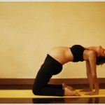 yoga heart opener pose from www.yogawithmelcampbell.com