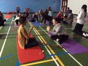 teaching-sensory-processing-yoga-at-ulster-university-belfast-with-senior-yoga-teacher-mel-campbell