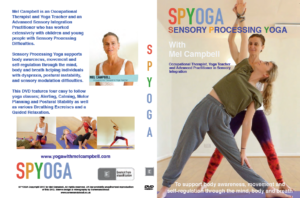 Sensory Processing Yoga DVD