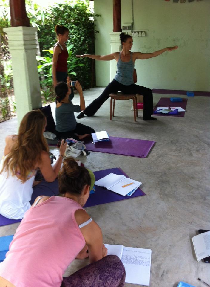 Prenatal Yoga Teacher Training | Yoga with Mel Campbell